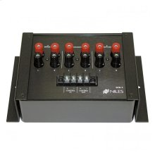 Speaker Level A-B Switcher; 12V-Triggered SPK-1