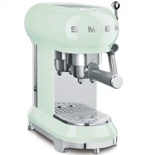 Espresso Coffee Machine Pastel Green