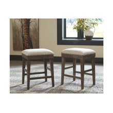 Upholstered Stool (2/CN)