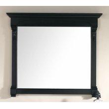 "Brookfield 47.25"" Mirror, Antique Black"