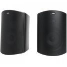 "All Weather Outdoor Loudspeakers with 5.25"" Drivers, 1"" Tweeters and PowerPort Bass Venting in Black Product Image"