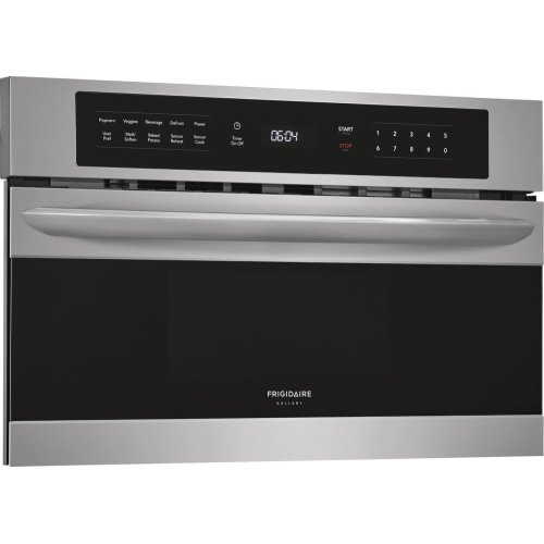 30'' Built-In Microwave Oven with Drop-Down Door
