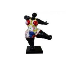 Modrest Dance Modern Painted Sculpture