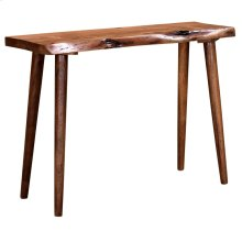 Arnav Console Table in Walnut