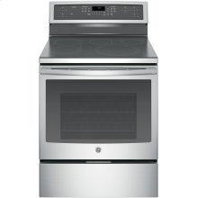 "GE Profile™ 30"" Free-Standing Convection Range with Induction"