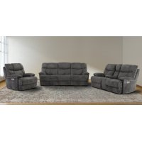 Oasis Anchor Power Reclining Collection Product Image