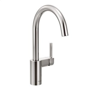 Align chrome one-handle kitchen faucet Product Image
