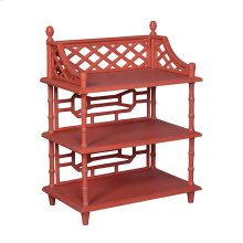 MANOR SPINDLE SHELF