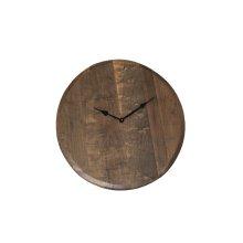Bentley Clock, Medium, Soft Maple Silver Creek #56, Olde World A2