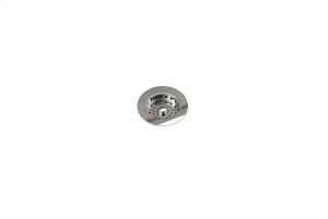 """Drain 100083 - Stainless steel sink accessory , Polished Chrome, 3 1/2"""" Product Image"""