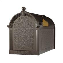 Capital Mailbox - French Bronze