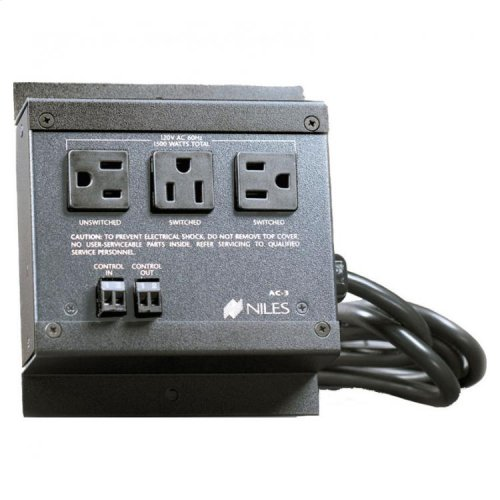 Voltage-Triggered AC Power Strip AC-3