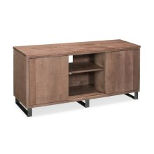 "Ironwood TV Console, Ironwood TV Console, 60"", Black Base"