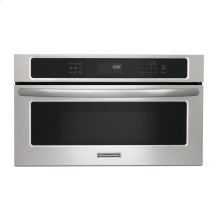 CLOSE-OUT SPECIAL!  30'' 900-Watt Convection Built-In Microwave,, Architect® Series II - Stainless Steel