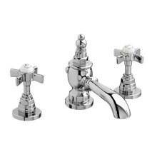 Landfair Widespread Bathroom Faucet - Polished Chrome