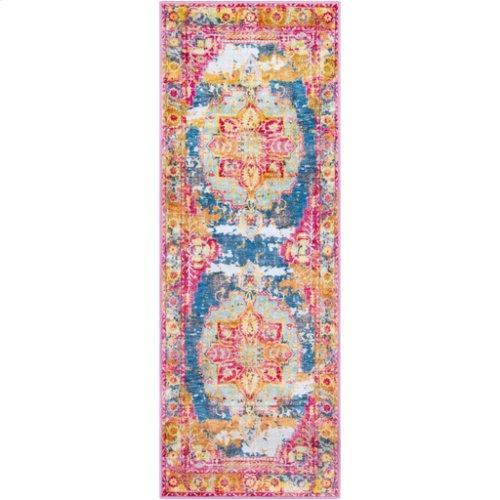 "Silk Road SKR-2307 2'7"" x 7'3"""