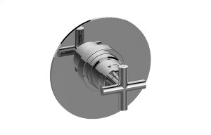 Pressure Balancing Valve Trim with Handle Product Image