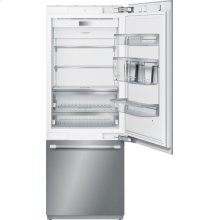 30-Inch Built-in Panel Ready Two Door Bottom Freezer