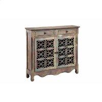Claudius 2-door 2-drawer Cabinet Product Image