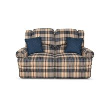 Living Room Double reclining loveseat 2943 at Furniture