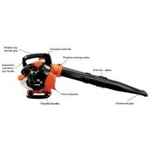 ECHO PB-255 Easy Starting Low Noise Handheld Leaf Blower