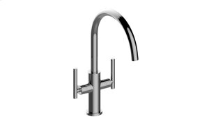 Sospiro Contemporary Two-Handle Single-Hole Bar/Prep Faucet Product Image