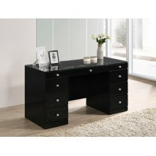 Avery Vanity Top Black