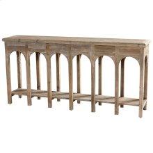 Sardinina Console Table