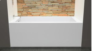 BC 11 tub/shower The Cube Collection Product Image