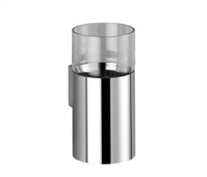 Tumbler wall-mounted - chrome Product Image