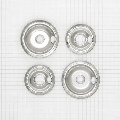 Round Electric Range Burner Drip Bowls - Other