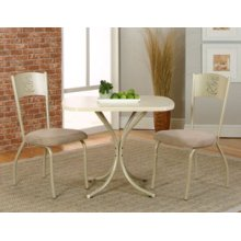CR-D8466  3pc Dining Set