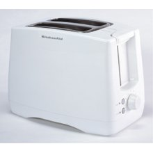 2 Extra-Wide Slots 2-Slice Toaster Classic Styling