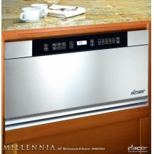 "Discovery 24"" Microwave-In-A-Drawer in Stainless Steel"