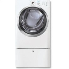 8.0 Cu. Ft. Electric Front Load Dryer with IQ-Touch Controls