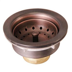 Kitchen Sink Drain - Oil Rubbed Bronze Product Image