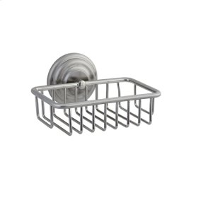 Highlands - Small Basket - Brushed Nickel