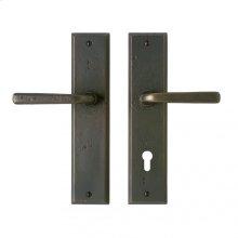 "Rectangular Multi-Point Patio Set - 2 1/2"" x 11"" Silicon Bronze Brushed"