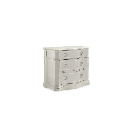 Chateaux Nightstand - Grey