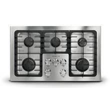 """CLOSEOUT ITEM : $799 : 36"""" Gas Drop-In Cooktop"""