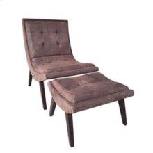 """""""Foray"""" Chair and Ottoman GA"""