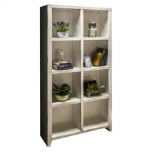 Calistoga White 8 Cubicle Bkcs
