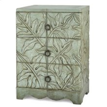 Chelonian Leaf Night Stand