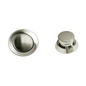 Satin Nickel Remote Pop-Up Waste Product Image