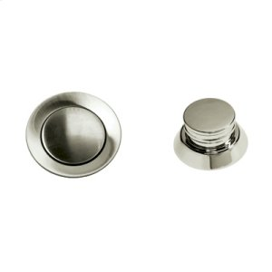 Satin Nickel Remote Pop-Up Waste Product Image