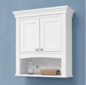 """Shaker Americana 24"""" Bath Valet - Polar White Product Image"""