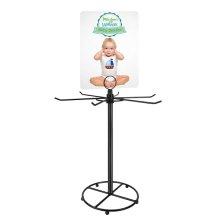 Baby Milestones Display & Header Card ()