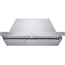 "500 Series, 30"" Pull-out Hood S/S"