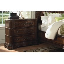 Pemberleigh Bedside Chest