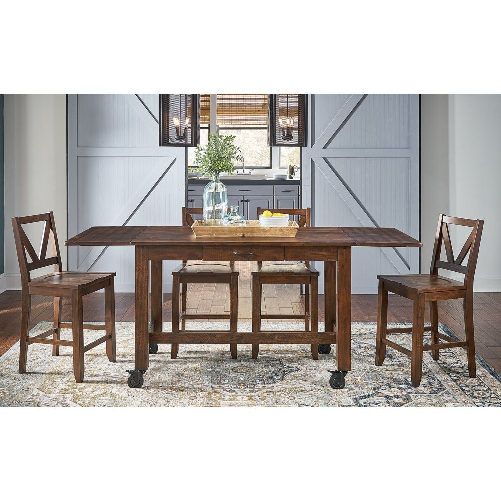 Large Gather Height Table